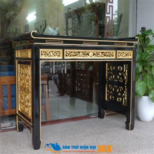 Mẫu bàn thờ gia tiên đẹp giá rẻ