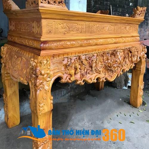 Sập gỗ đẹp hiện đại