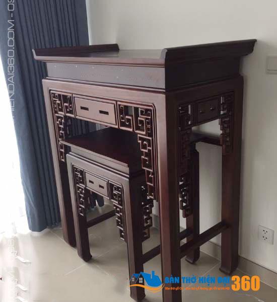 50 Mẫu Bàn Thờ tại Hà Nội Hiện Đại Đẹp Nhất Hiện Nay!
