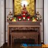 Bàn thờ đứng hiện đại đẹp nhất Hà Nội