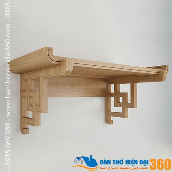Bàn thờ treo tường đẹp rẻ nhất Hà Nội