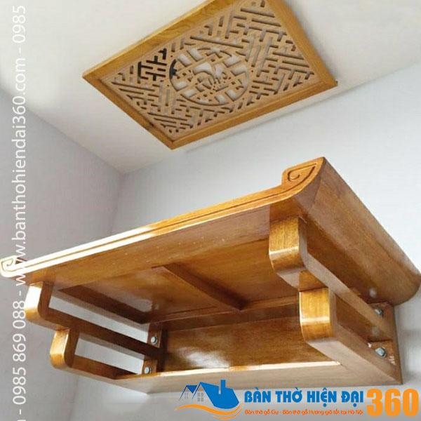 Địa chỉ bán bàn thờ treo tường rẻ đẹp tại Hà Nội