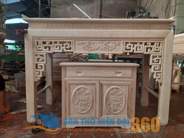 Địa chỉ mua bàn thờ giá rẻ tại Bình Định uy tín, chất lượng nhất