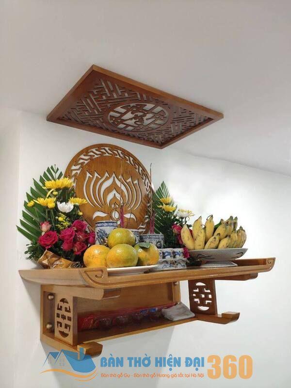 Hướng dẫn lựa chọn mua bàn thờ tại Cà Mau đẹp rẻ phù hợp nhất