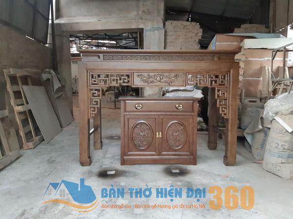 Địa chỉ mua bàn thờ giá rẻ tại Hải Phòng uy tín
