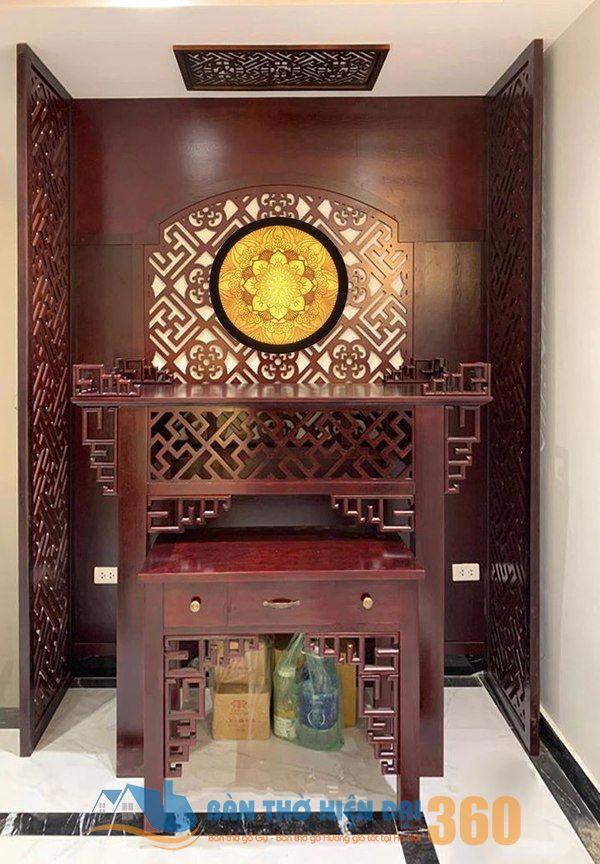 Tổng hợp các mẫu bàn thờ đang được nhiều người tìm mua nhất hiện nay ở Hậu GIang
