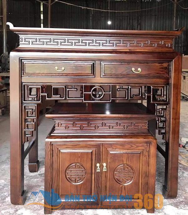 Top các mẫu bàn thờ đứng ở Kiên Giang giá rẻ đẹp nhất hiện nay