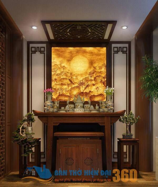 Bàn thờ đứng tại Kon Tum giá rẻ đẹp